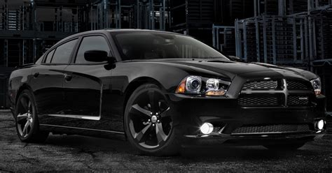 dodge charger blacktop package once given up for dead charger shows maker is back
