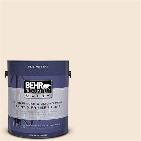 behr premium plus ultra 1 gal ppu13 11 ceiling tinted to