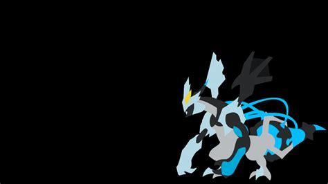black kyurem wallpaper pokemon wallpaper black kyurem remake by flows