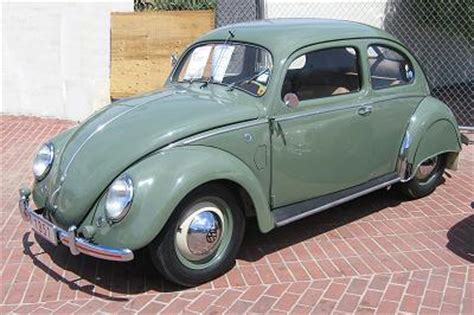 1938 Vw Beetle For Sale by 1938 1952 Volkswagen Beetle