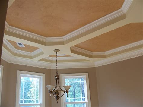 Painting A Tray Ceiling Photos tray ceiling ideas on tray ceilings traditional dining rooms and paint ideas