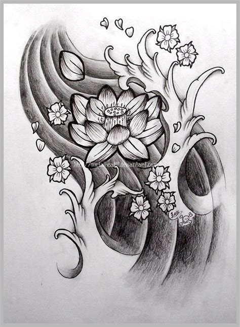 oriental flower tattoo designs japanese images designs