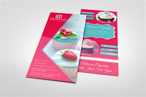 Rack Card Template Indesign by Rack Card Templates Preview Indesign Tuts Card