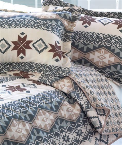 aztec print bedding aztec print quilt comforter bedding full queen king size