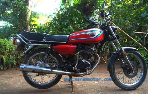 Sparepart Honda Gl 100 honda gl 100 1982 ala marem motor marem motor
