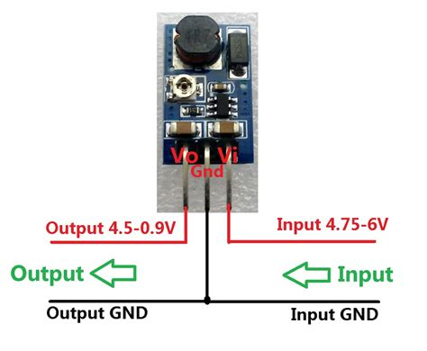 10x Ams 1117 5 0 Regulator 5 Volt 10x mini 2a dc dc adjustable step converter 5v 6v to
