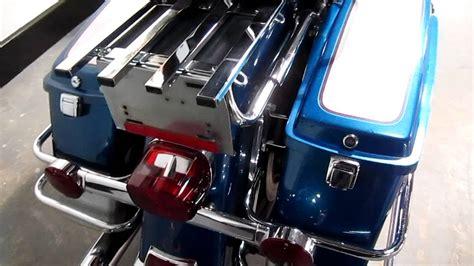 harley davidson glide seat pan u724 1989 harley davidson flhs electra glide sport for