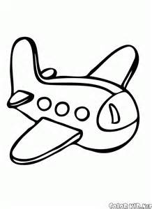 coloring toy plane