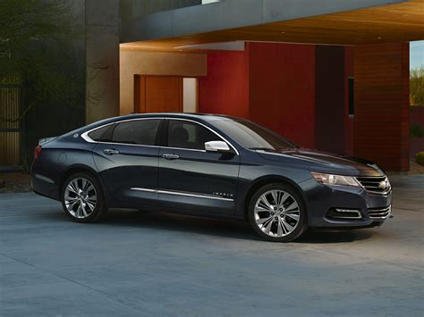 chevrolet impala price  reviews features