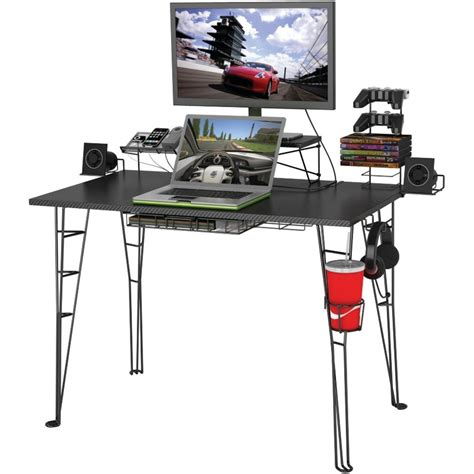 coolest desk cool gaming desk omgcoolgadgets com