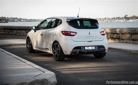 clio renault 2016 renault clio r s 220 trophy review video performancedrive