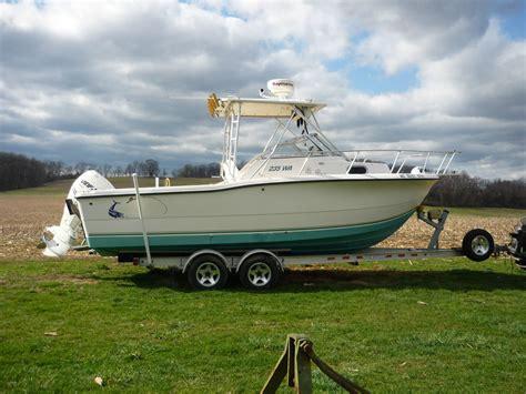 cabin sea boats sea pro cuddy cabin walk around 1998 for sale for 19 850