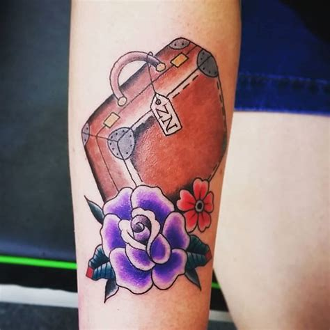 26 tattoos that will make you want to travel