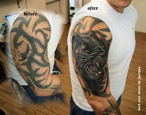 dark cover up tattoos by justyna