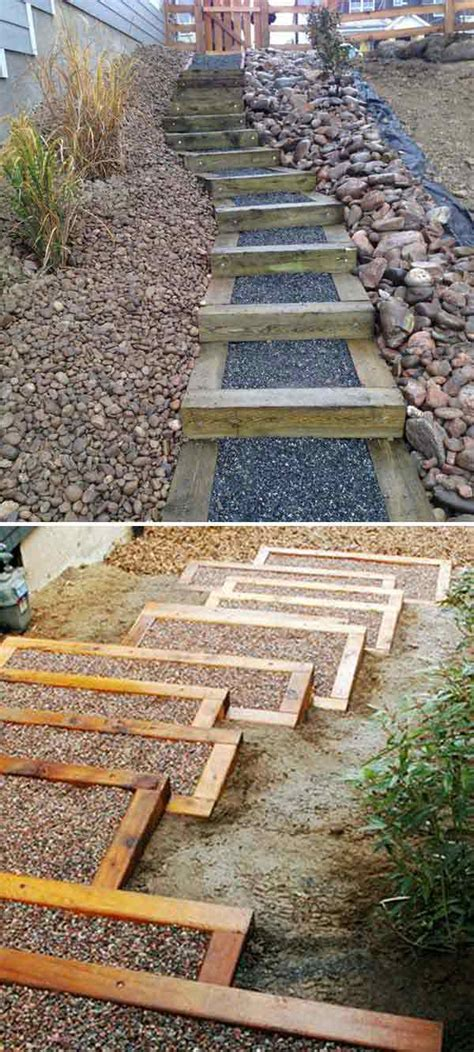 garden stairs ideas the best 23 diy ideas to make garden stairs and steps