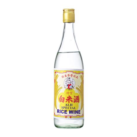 alh rice wine 640ml from redmart