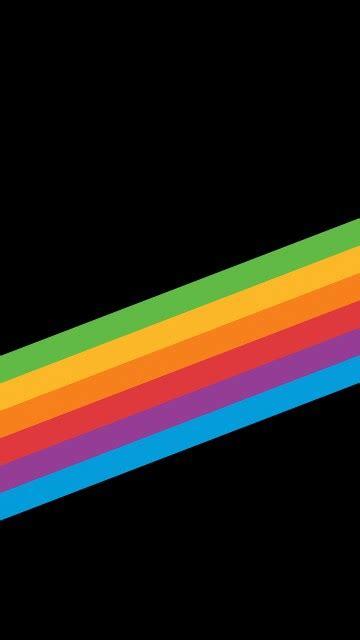 heritage rainbow stripe iphone  iphone  ios  stock
