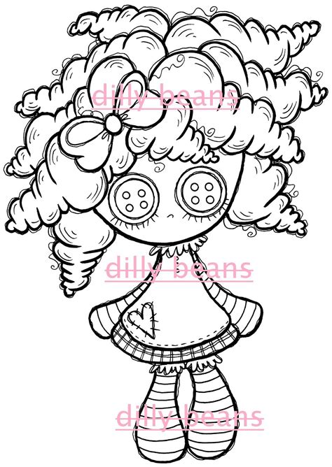 rag doll coloring page monster high dolls coloring pages voodoo doll coloring page
