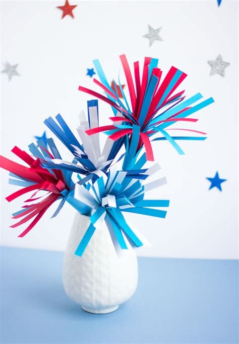 How To Make A Firework Out Of Paper - the best fourth of july superior celebrations