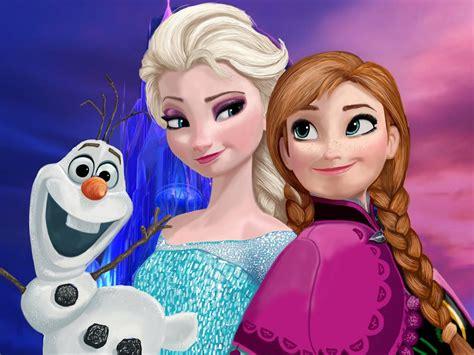 film elsa dhe ana juego elsa frozen jogo elsa frozen youtube