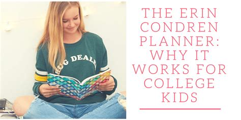 best planners for college students planners for college students erin condren edition