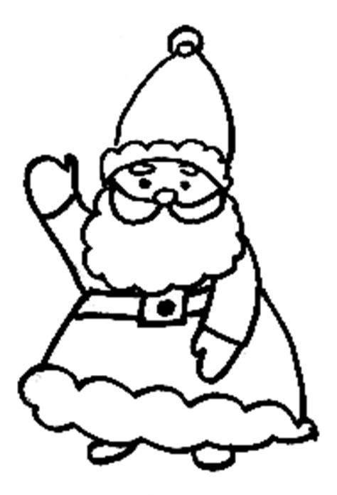 Imprimer Pere Noël pour carte de voeux - Noel Tête à modeler