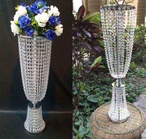 Wedding Bouquet Holder Stand by Wedding Table Decoration For Artificial Silk Flowers