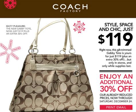 couch outlet coupon coach outlet coupons printable download foto gambar