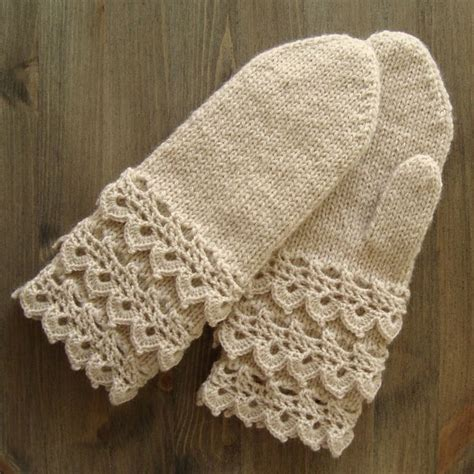 english knitting pattern for mittens 80 best images about варежки перчатки митенки on