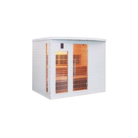 cabina a infrarossi clicson cabina sauna a raggi infrarossi soleil blanc 5