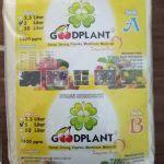 Harga Termurah Nutrisi Hidroponik Melon Ab Mix Hidro J goodplant nutrisi ab mix buah 5 liter bibitbunga