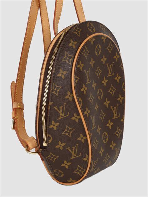 louis vuitton ellipse backpack monogram canvas luxury bags