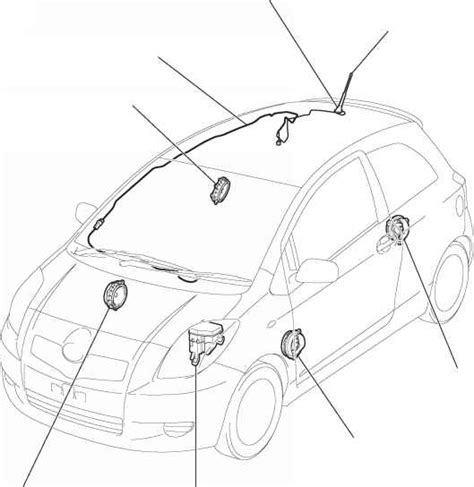 28 2007 yaris stereo wiring diagram jeffdoedesign
