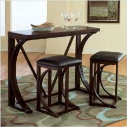 compact dining room tables
