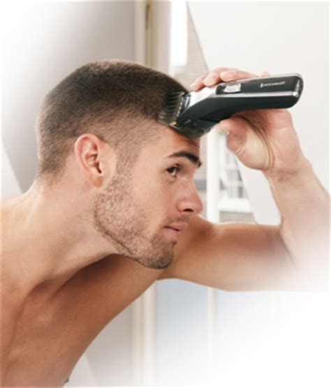 mens clipper cut hairstyles precision power haircut and beard trimmer remington products
