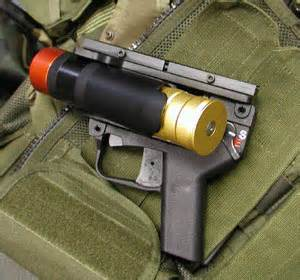 Kaos Airsoft M16 grenade launcher for sale