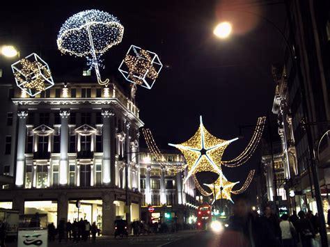 Oxford Street London Christmas Lights 2011 Saturday Lights In Oxford