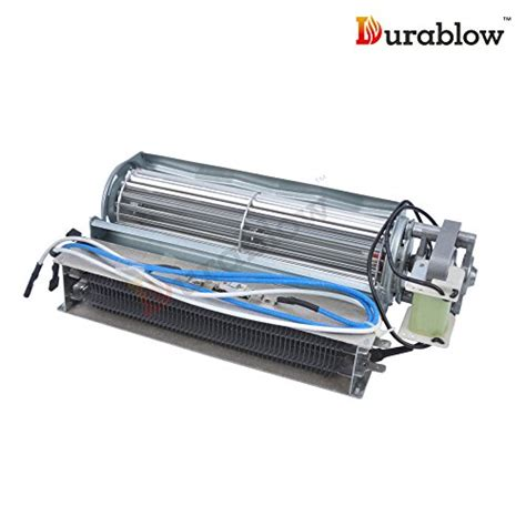 Heating Element For Electric Fireplace by Durablow Electric Fireplace Replacement Blower Fan Unit Import It All
