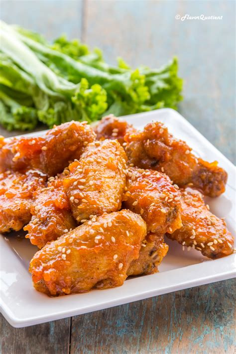 Golden Spicy Wing and spicy wing sauce
