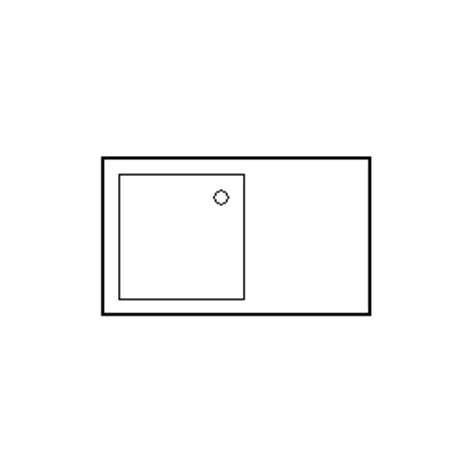 Kitchen Sink And Cabinet by Floor Plans Symbols