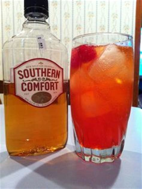 southern comfort and ginger ale southern comfort ginger ale one tablespoon of maraschino