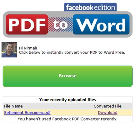 convert pdf to word easily how to convert pdf files to word on facebook gadget s abode