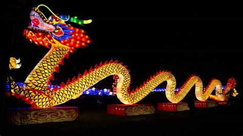 your 1st look at city park s spectacular china lights