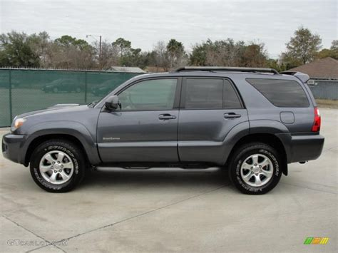 2009 toyota 4runner sport edition exterior photos