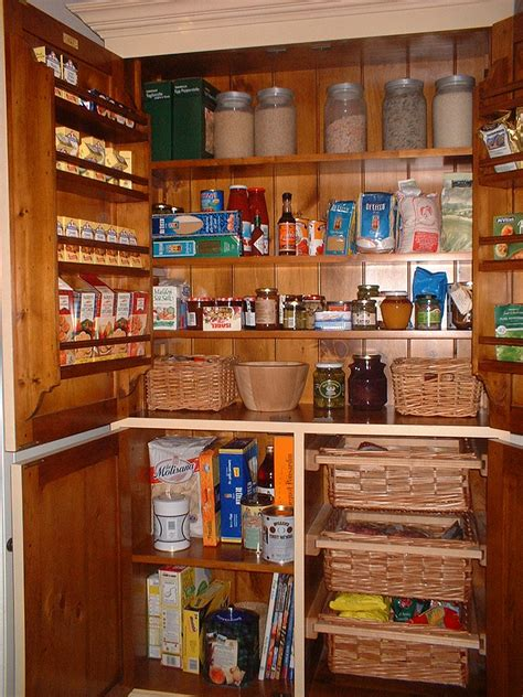Pantry Food Recipes by Food Cupboard 002 Chalon Handmade Flickr