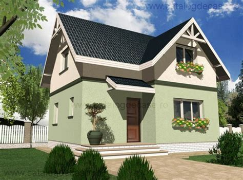 small attic house design small attic house plans