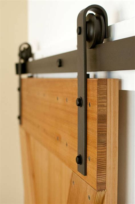 How To Make Sliding Barn Door Hardware Barn Door Hardware Stanley Barn Door Hardware Kit