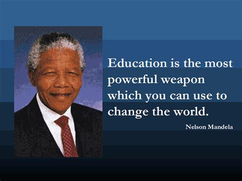 mandela education quote mandela quotes on education quotesgram