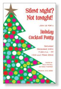 homemade christmas party invitations best party ideas
