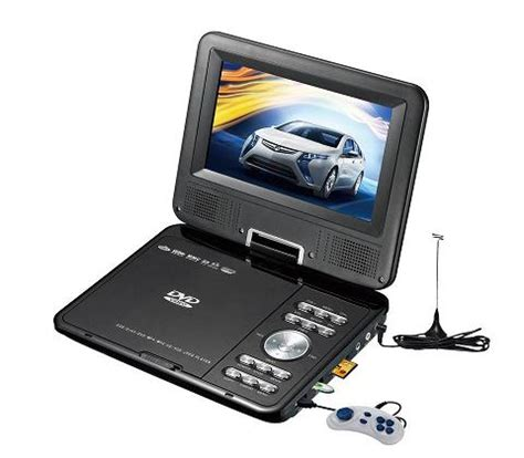 Cctv Whit Mmc Sd Card portable dvd player 7inch usb sd dvd player hongkong forme